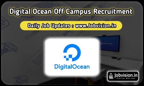 DigitalOcean Off Campus Drive 2021