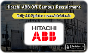Hitachi ABB Recruitment