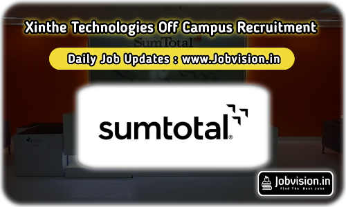 SumTotal Systems Off Campus Drive 2021