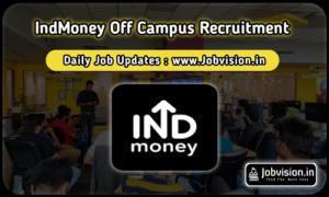 IndMoney Off Campus Drive