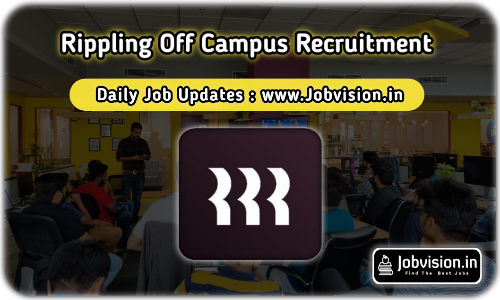 Rippling Off Campus Drive 2021
