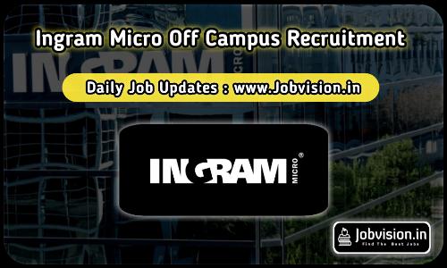 Ingram Micro Off Campus Drive 2021