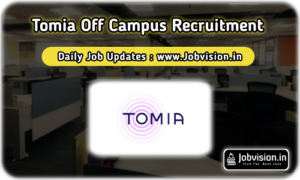 Tomia Off Campus Drive