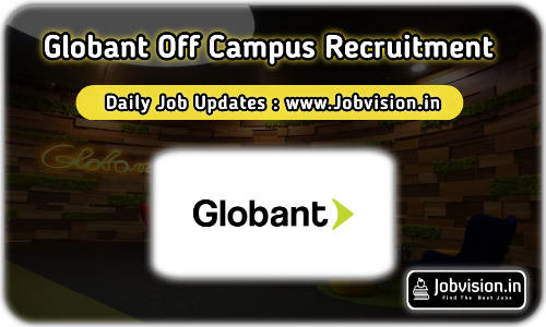 Globant Off Campus Drive 2021