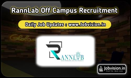 RannLab Off Campus Drive 2021