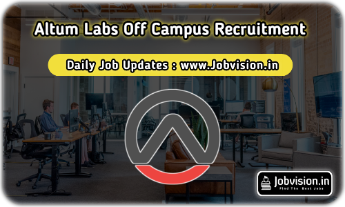 Altum Labs Off Campus Drive 2021