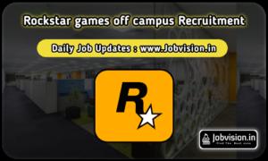 Rockstar Games Off Campus Drive
