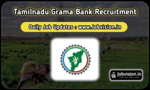 Tamilnadu Grama Bank