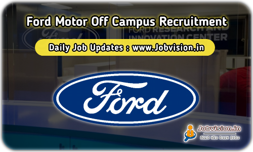 Ford Off Campus Drive for 2021