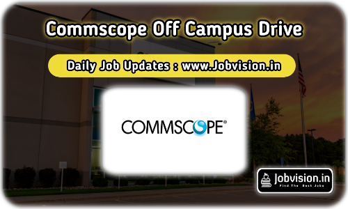 Commscope Off Campus Drive 2021