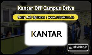 Kantar Off Campus Drive