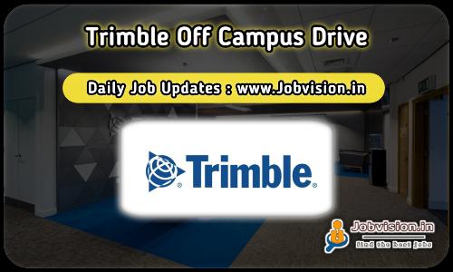 Trimble Off Campus Drive 2021