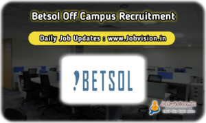 Betsol Off Campus Drive