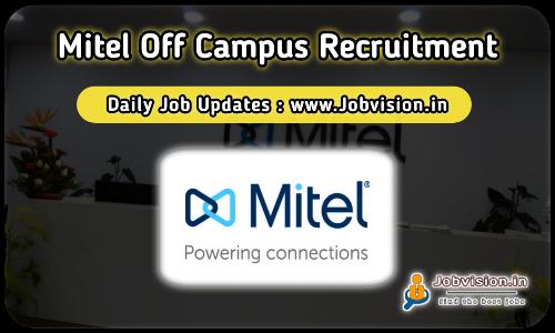 Mitel Off Campus Drive 2021