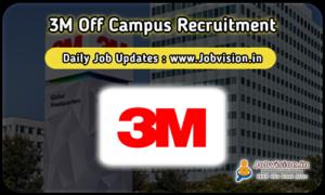 3M Recruitment