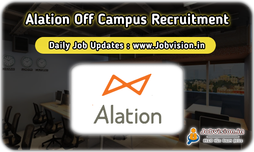 Alation Off Campus Drive 2021