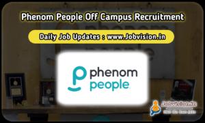 Phenom People Off Campus Drive