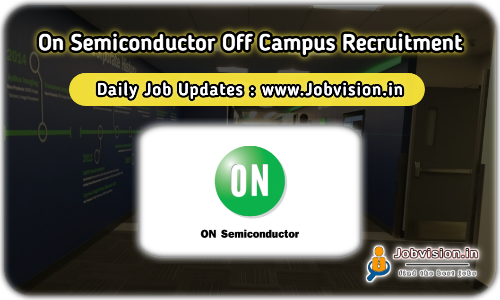 ON Semiconductor Off Campus Drive 2021