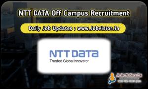 NTT DATA Off Campus Drive