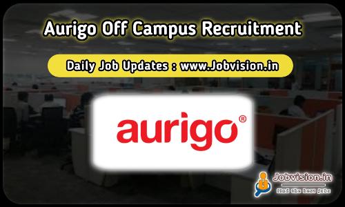 Aurigo Off Campus Drive 2021