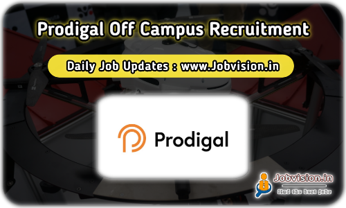 Prodigal Off Campus Drive 2021