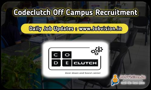 codeclutch Recruitment 2021
