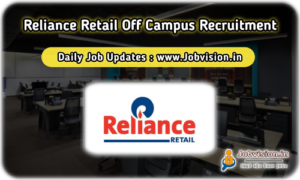 Reliance Retail Off Campus Drive