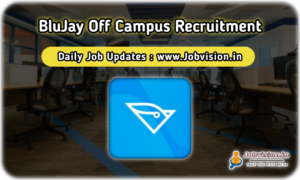 BluJay India Off Campus Drive