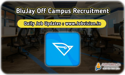 BluJay India Off Campus Drive 2021