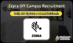 Zebra Recruitment
