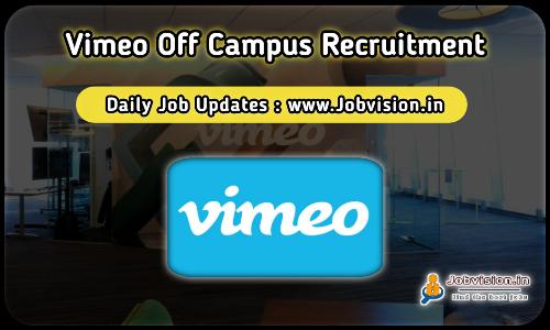 Vimeo Off Campus Drive 2021