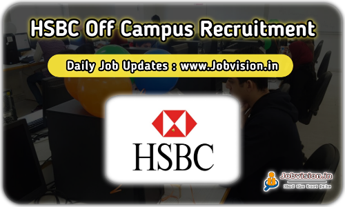 HSBC Off Campus Drive 2021