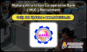 The Mehsana Urban Cooperative Bank Limited (MUC bank)
