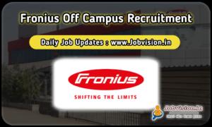 Fronius Off Campus Drive