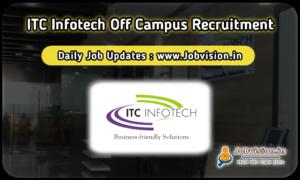 ITC Infotech Recruitment