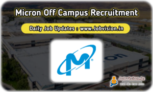 Micron Recruitment