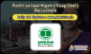 RINL Vizag Steel Recruitment