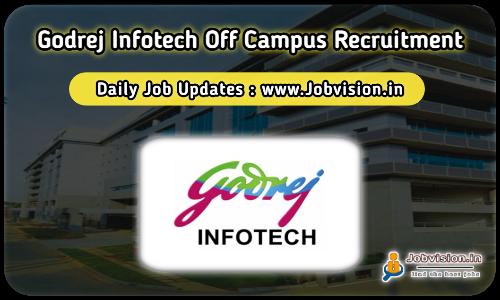 Godrej Infotech Off Campus Drive 2021