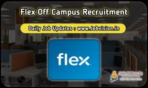 Flex Off Campus Drive