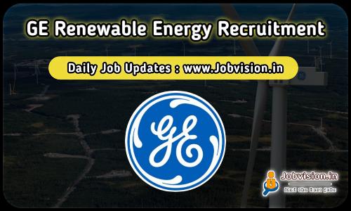 GE Renewable Energy Off Campus Drive 2021