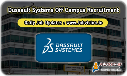 Dassault Systemes Off Campus Drive 2021