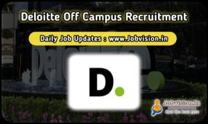 Deloitte Off Campus Drive