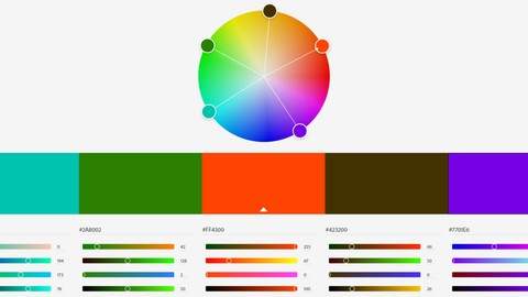 Color Theory Basics – Learning Color Theory With Adobe Color | Enroll For Free