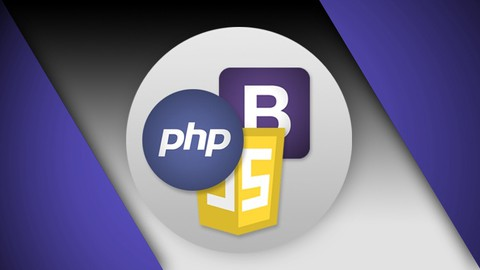 JavaScript, Bootstrap, PHP – Certification for Beginners | Enroll for free | Udemy