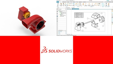 Learning SOLIDWORKS – For Students, Engineers, and Designers | Enroll for free