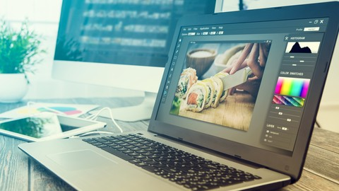 Photo Editing with Adobe Photoshop 2021 | Enroll for free