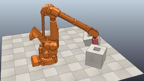 Robotics With V-REP / CoppeliaSim | Enroll For Free | Udemy