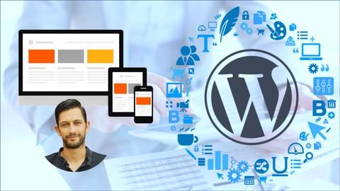 WordPress Web Development Course For Beginners | Enroll For Free | Udemy