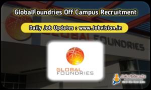 GlobalFoundries Recruitment