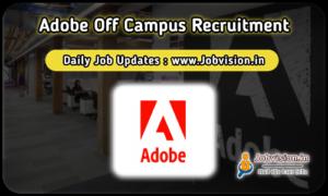 Adobe Systems Recruitment